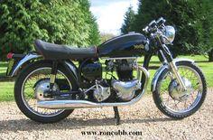 1958 Norton Dominator 99