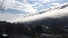 """nuage en """"cascade"""""""