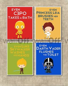 Star wars bathroom on pinterest star wars room star wars bedroom