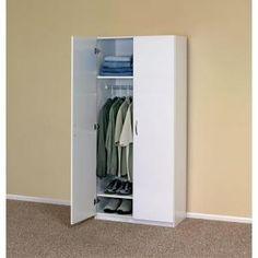 Closetmaid 48 In Multi Purpose Wardrobe Cabinet 12336 At The