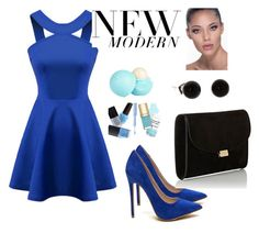 """""""Untitled #13"""" by elma-kikic ❤ liked on Polyvore featuring Chicnova Fashion, Mansur Gavriel and River Island"""