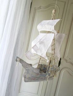 I would love this above a babies bed, gets them dreaming of Neverland and adventures at an early age