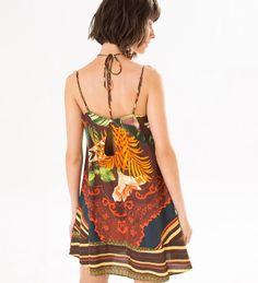 vestido curto libali