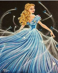 Ella looks so fabulous Best of Disney Art by MaxxStephen