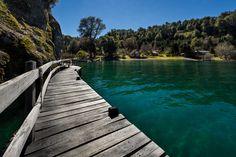 Puerto Arauco en Villa la Angostura. #Neuquen >> #Argentina