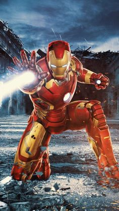 16 jaw dropping marvel's avengers facts & trivia marvel, mar Marvel Heroes, Marvel Avengers, Marvel Comics, Marvel Logo, Iron Man Wallpaper, Marvel Wallpaper, Mobile Wallpaper, Avengers Cartoon, Iron Man Art