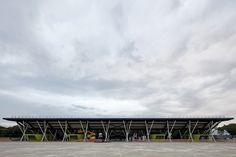Galeria de Centro Olímpico de Hóquei sobre Grama / Vigliecca & Associados - 1