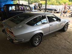 '78 Alfetta GTV at Historics, how could I resist...