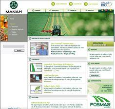 Portal MANAH by Flex Up #portal #portais #cms #web #web20 #flexup