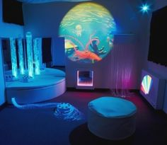 I think I need a sensory room. For me.