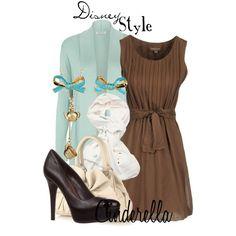 """Disney Style: Cinderella"" by missm26 on Polyvore"