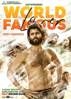 World Famous Lover Box Office, Budget, Hit or Flop, Star Cast, Release & Story Vijay Devarakonda's next movie which is going to be released in In this Hindi Movies Online Free, New Movies 2020, Latest Movies, Latest Movie Releases, Telugu Movies Download, New Hindi Movie, World Movies, Movies, Musica