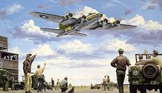 This Date in History : May 17th.1943 B-17 Memphis Belle's 25th Mission    The Memphis Belle, a Boeing-built B-17F-10-BO, USAAF Serial No. 41-24485,  was added to the USAAF inventory on 15 July 1942, and delivered in September 1942  to the 91st Bomb Group at Dow Field, Bangor, Maine. She de…