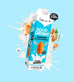 Good Drink / Cuisine&co on Behance Graphic Design Lessons, Graphic Design Posters, Photography Lighting Setup, Food Photography, Interactive Web Design, Packaging Design, Branding Design, Junk Food Snacks, Packaging Stickers