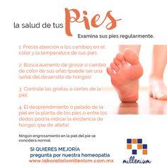 Cómo cuidar la salud de tus pies...