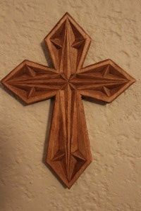 chip carved cross - Google Search