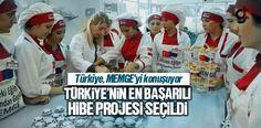 Samsun Haber: MEMGE Türkiye'nin En Başarılı AB Destekli Hibe Projesi Seçildi