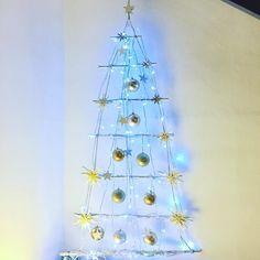 Ya está montado mi 2nd #christmastree de ramas!!! Aprende cómo hacerlo en mi canal de YouTube  http://ift.tt/2BSqHxY