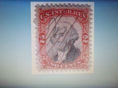 OLD BOB-1862- #R135-2 CENT WASHINGTON-USED-FINE