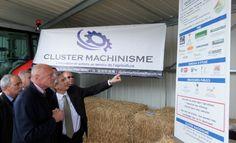 Cluster Machinisme: l'innovation technologique au service de l'agriculture de demain