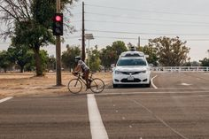 Waymo self-driving cars go to school here