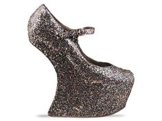 Jeffrey Campbell Night Walk Glitter