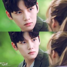 His facial expressions in this remind me of his portrayal of Park Bong Soo in Healer and I now neeeeeeed to see this show.