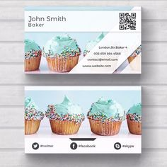 Free Printable Bakery Business Card Templates Of Baking Business Cards Cake Templates Free Unique Gallery Free Printable Business Cards, Free Gift Certificate Template, Free Business Card Templates, Business Card Stock, Free Business Card Design, Blank Business Cards, Template Cupcake, Cake Templates, Templates Free