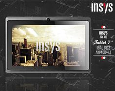 """Tablet 7"""" INSYS 