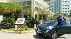Abir Ghazzawi: سيارة نيسان جوك الجديدة ٢٠١٣ Nissan Juke ..تجربة قيادة رائعة ��
