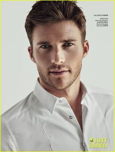 Scott Eastwood Covers 'August Man' July 2016!