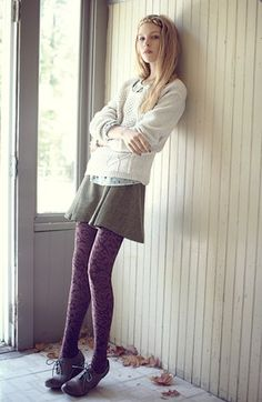 lovely fall outfit//