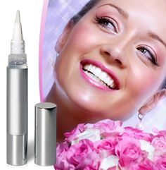 $10 for the Smile-White Advanced Teeth Whitening Pen - Taxes & Shipping Included