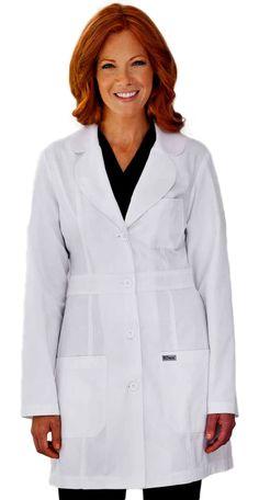 """Women's 34"""" Lab Coat"""