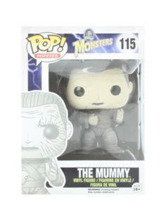 Funko Monsters Pop! Movies The Mummy Vinyl Figure