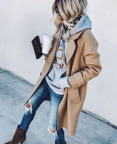 15 Cute and Casual Fall Outfit Ideas cute outfits, trendy outfits, casual outfits, fall fashion Outfit Ideen Herbst Trendy Fall Outfits, Winter Fashion Outfits, Fall Winter Outfits, Stylish Outfits, Autumn Fashion, Fall Dress Outfits, Casual Fall Fashion, Casual Winter, Cute Casual Outfits