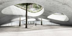 New metro station by atelier d'architecture King Kong in Paris, France