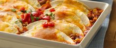 Take the mess out of making a Mexican favorite: just fill, fold, and bake these…