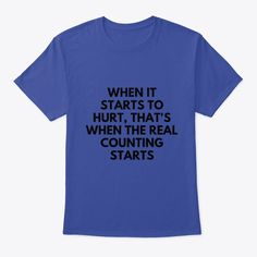 The best fitness t-shirts, tank tops or hoodies to get now. Funny, witty and motivating apparel that comes in many different colors, types and sayings for men and women. Gym Outfits, Fitness Design, Fun Workouts, Hoodies, Sayings, Tank Tops, Colors, Funny, T Shirt