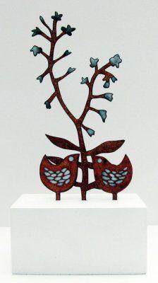 Janine Partington Jewellery & Enamelled Art
