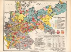 German Empire 1899, Bundestagswahl