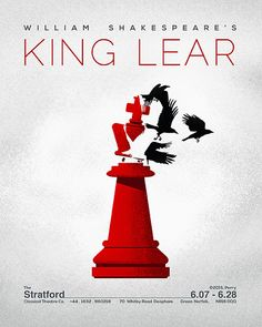 theme of blindness in shakespeares play king lear He behaves rashly and irresponsibly at the start of the play he is blind and unfair is king lear a tragic hero top 6 king lear themes: shakespeare.