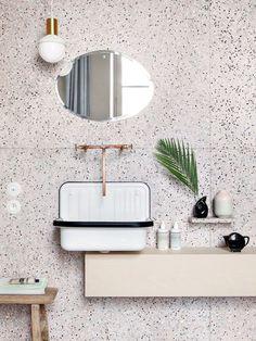 Bathroom Inspiration | Terrazzo