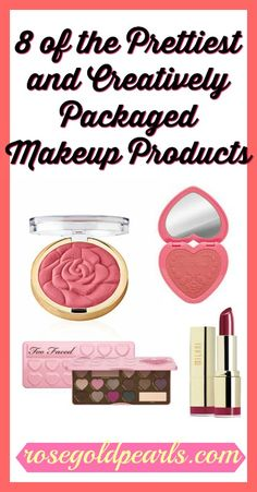creative makeup packaging ideas. Have you ever seen makeup so pretty and cutely packaged that you bought it for that reason alone? Here's some serious eye candy for you! makeup packaging design | creative makeup packaging | unique makeup packaging ideas | cute makeup packaging