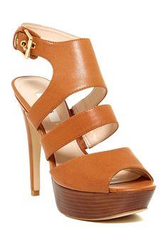 GUESS Onani Platform Heel Sandal