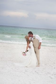 Beach Wedding - Destin, FL