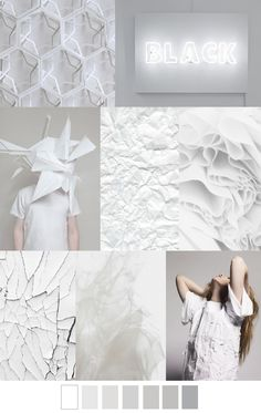 WHITE OUT | pattern curator