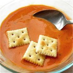 Creamy Tomato Soup Recipe - Key Ingredient
