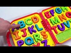 Best ABC Learning Video for Kids: Teach Toddlers Letters Alphabet Sounds and Learn Spelling Words! In this fun learning video for kids and toddlers, we're go.
