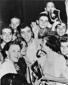 October 13, 1955. Amarillo, TX. Texas was one of the first states to embrace the music of the Blue Moon Boys.